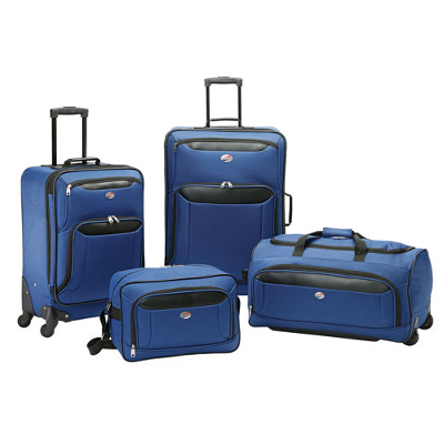 softsided luggage
